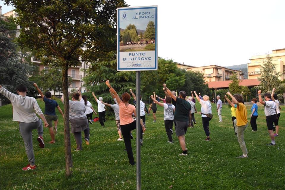 Con Sport Al Parco Palestre All Aperto Per I Mesi Estivi Giornale Di Brescia